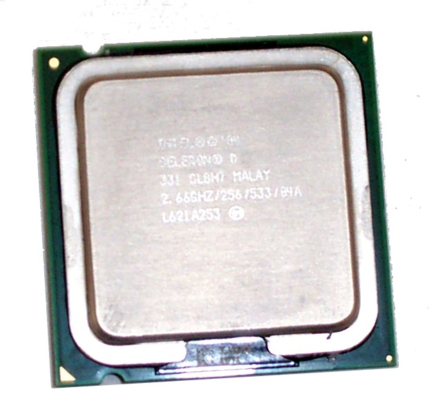 Intel SL8H7 Celeron D 2.667GHz 256KB 533MHz LGA775 Processor