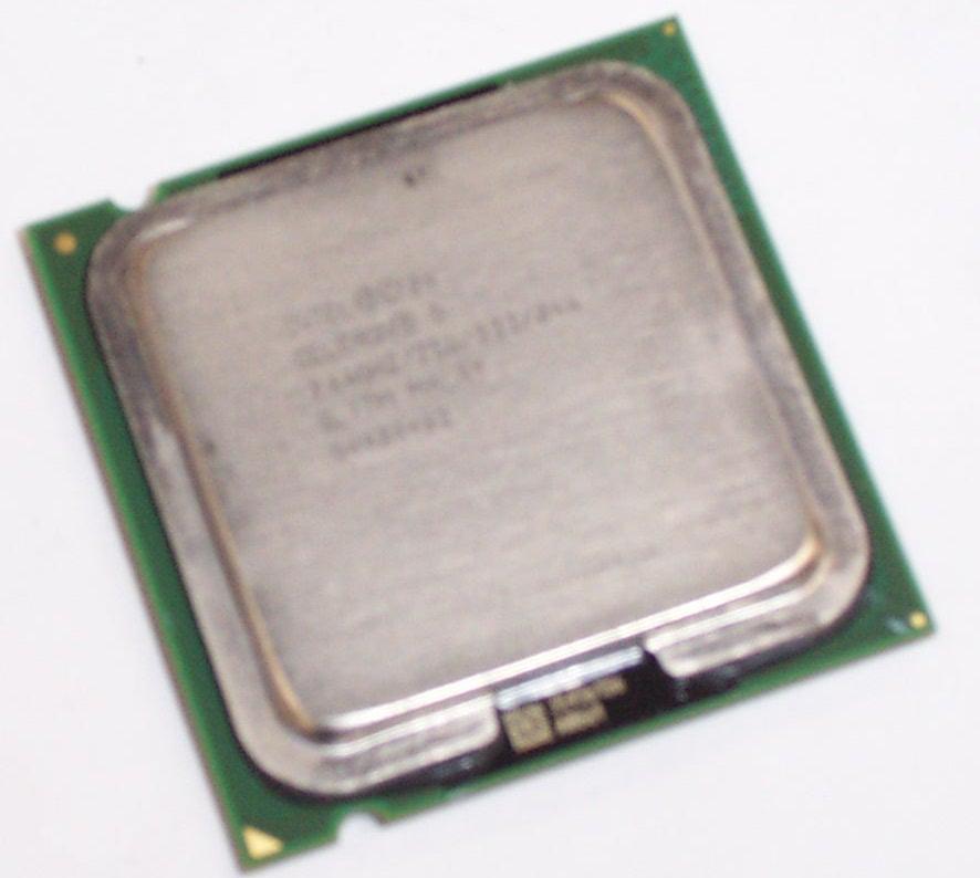 Intel SL7TX Celeron D 2.93GHz 341 256KB 533MHz Socket T LGA775 Processor