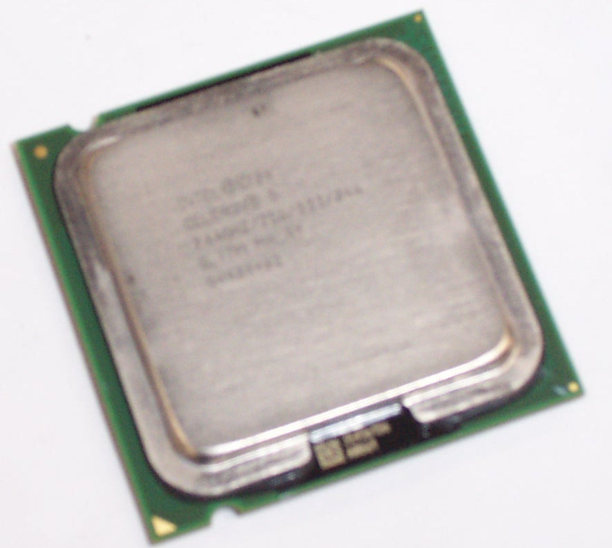 Intel SL7TN Celeron D 2.8GHz LGA 775 Processor - 256KB Cache, 533MHz Bus