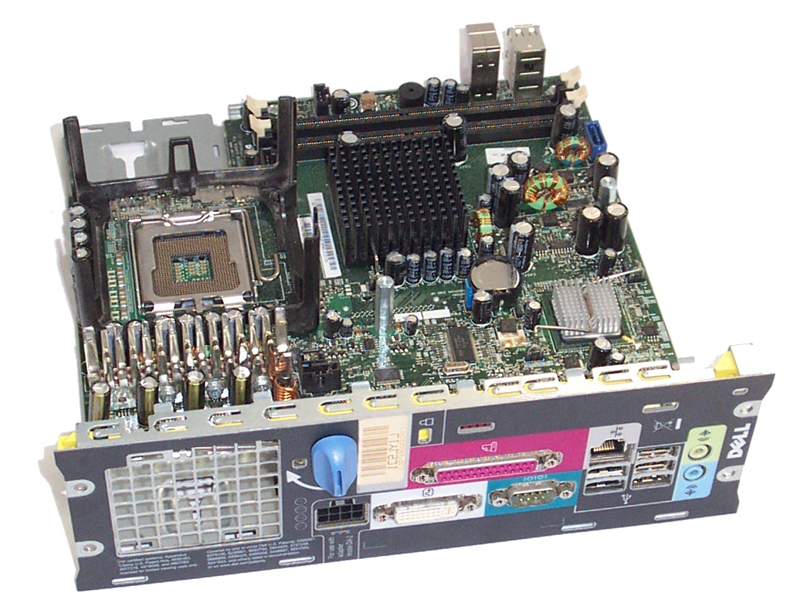 Dell optiplex Gx620 ultra Small form Factor Manual