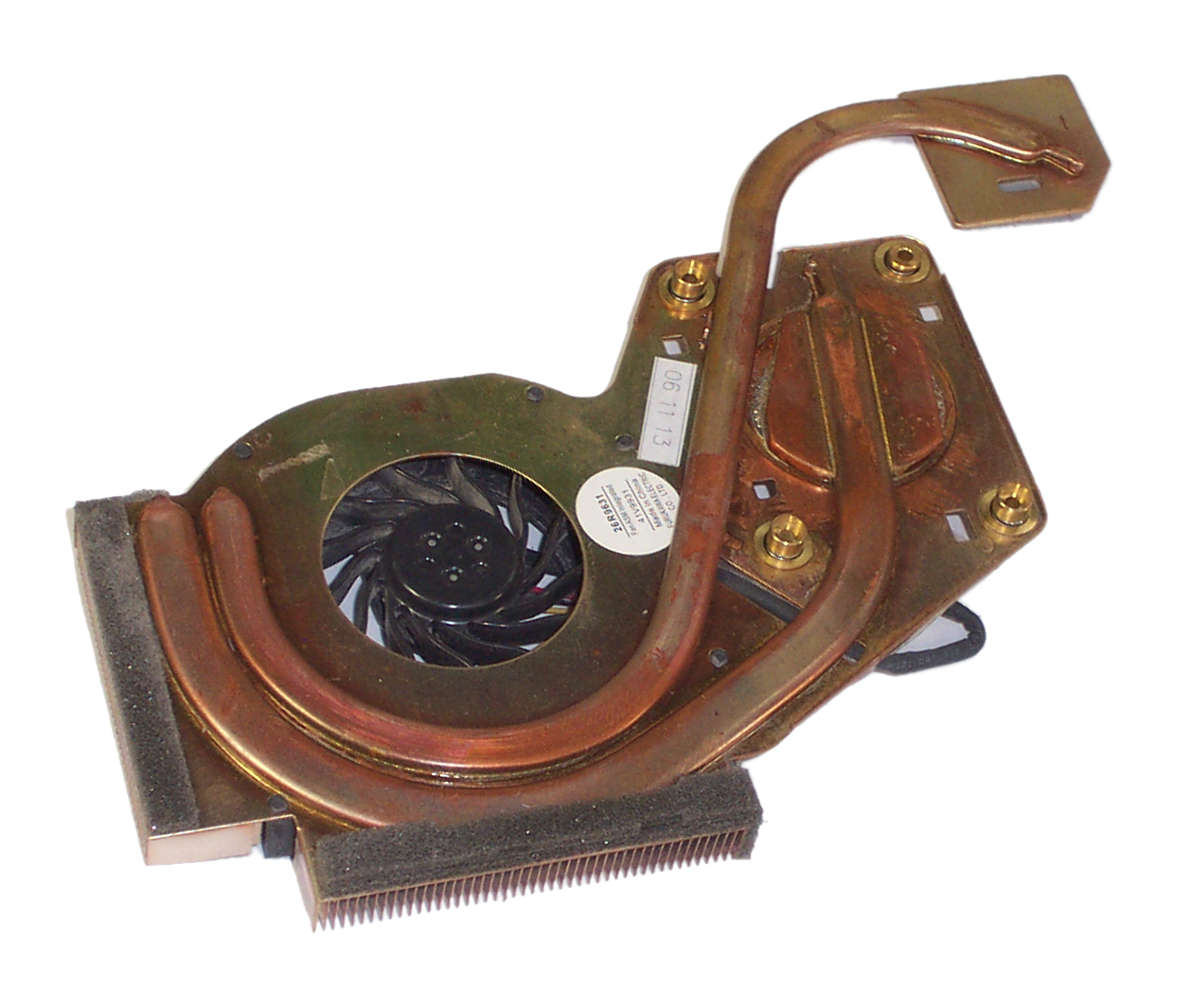 IBM 41V9931 T60 Heatsink with Fan - 26R9631
