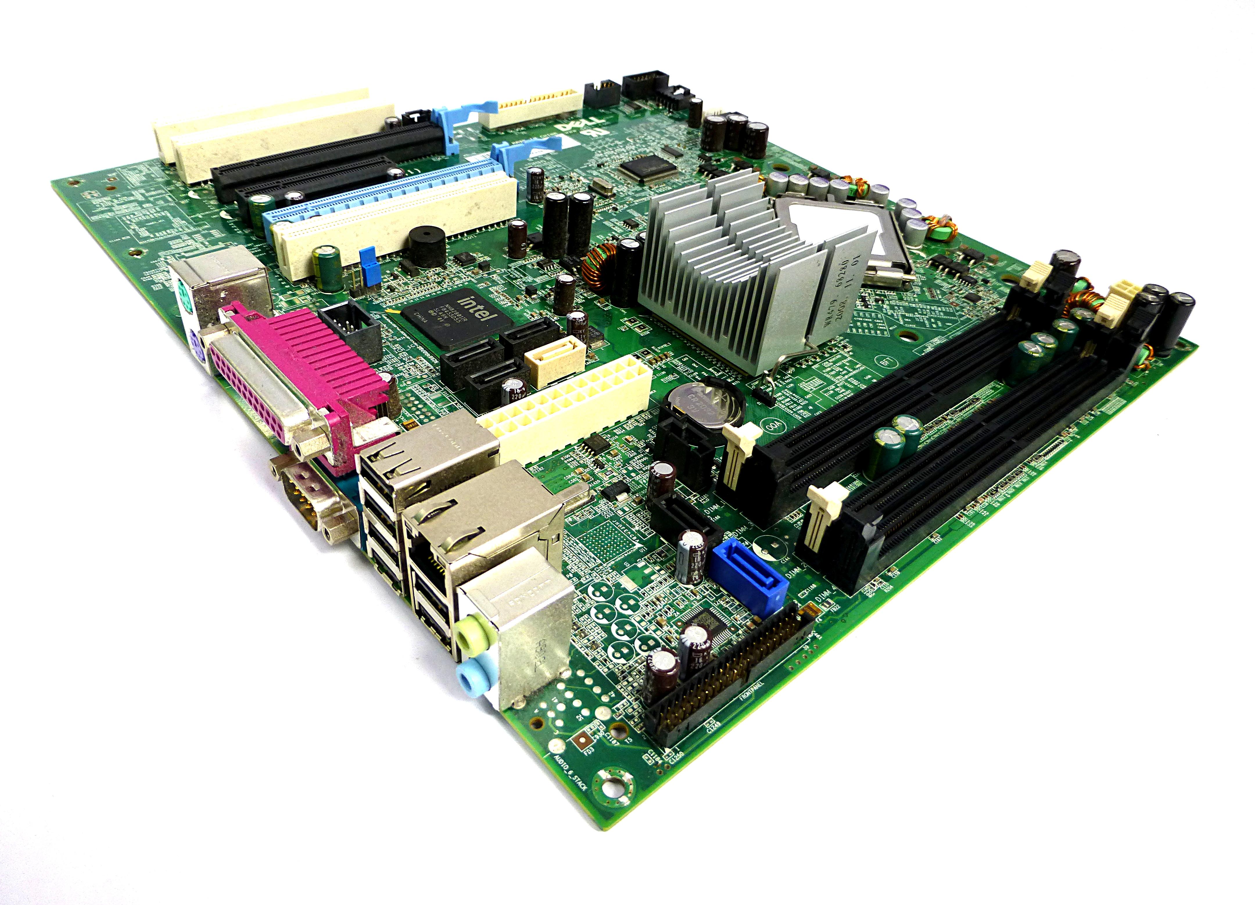 Dell TP412 0TP412 Precision T3400 Workstation Socket 775 Motherboard