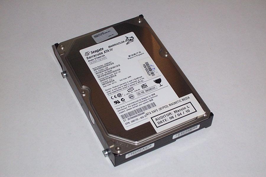 Compaq 202904-001 249172-002 40GB 7200 RPM Hard Disk Drive - ST340016A