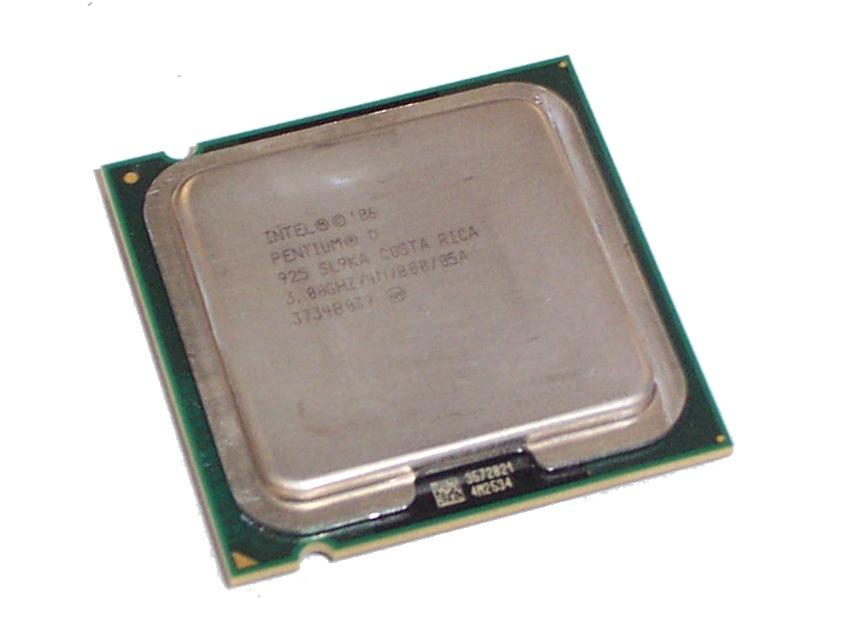 Intel SL9KA Pentium D 925 3.00GHz 4M 800FSB Socket T LGA775 Processor