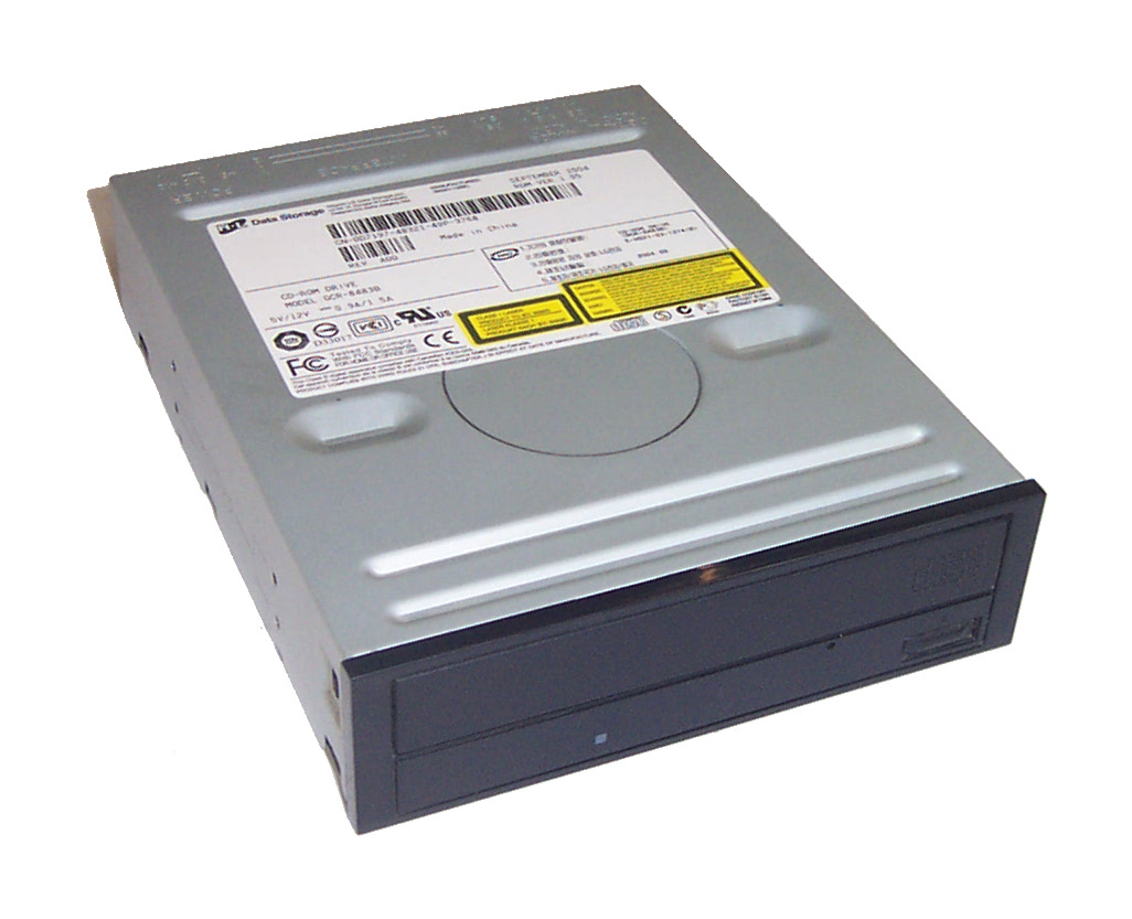 Dell D7197 IDE CD-ROM Drive - HLDS GCR-8483B
