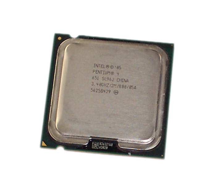 Intel SL96J Pentium 4 3.4GHz 800MHz 2MB Socket 775 Processor