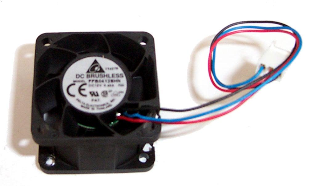 Delta FFB0412SHN DC12V 0.60A System Fan- 3-pin Connector