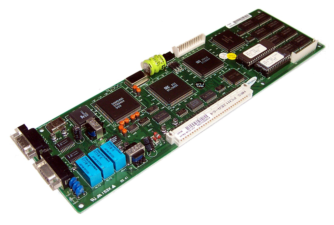 Samsung GA92-01625A DCS Compact II Misc 1 PCB