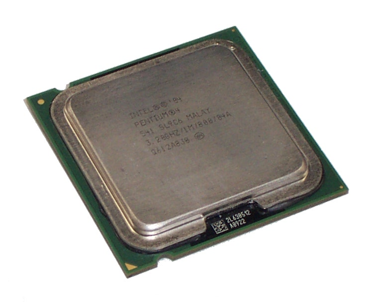 Intel SL9C6 Pentium 4 541 3.2GHz 800MHz 1MB Socket 775 Processor