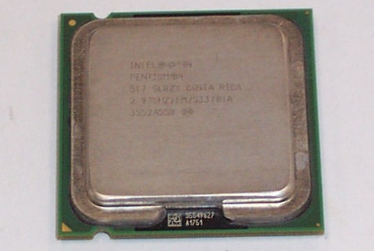 Intel SL8ZY Pentium 4 2.93GHz 517 533MHz 1MB Socket T LGA775 Processor