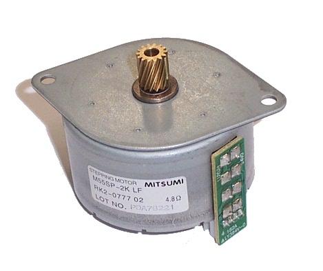 HP RK2-0777 LaserJet 1022 3055 Main Drive Motor
