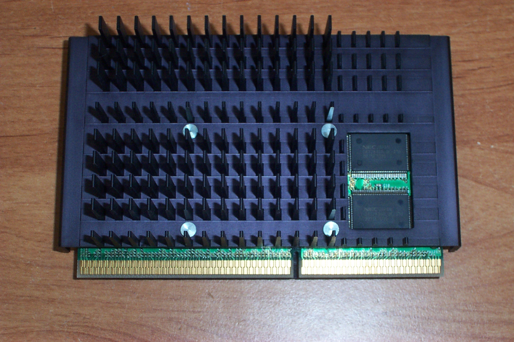 Intel SL35D Pentium 3 450MHz Slot 1 Processor with Compaq 386530-001 Heatsink