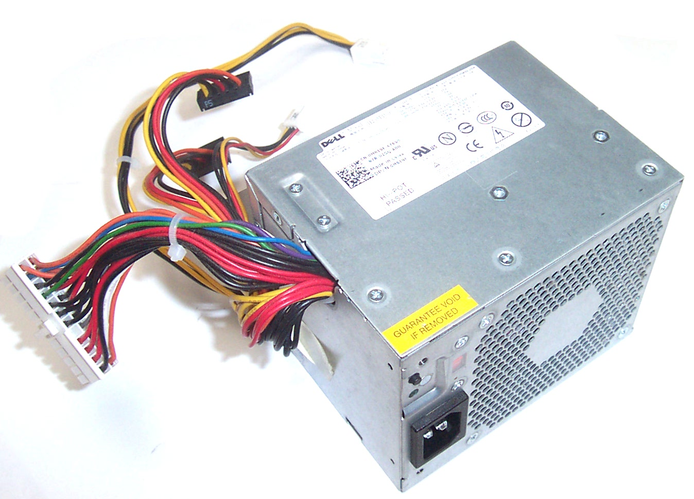Dell M619F 235W OptiPlex 360 (model DCNE) Power Supply - H235PD-01