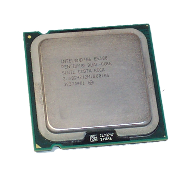 Intel SLGTL E5300 2.60GHz 800MHz 2MB Socket LGA775 Dual Core Processor