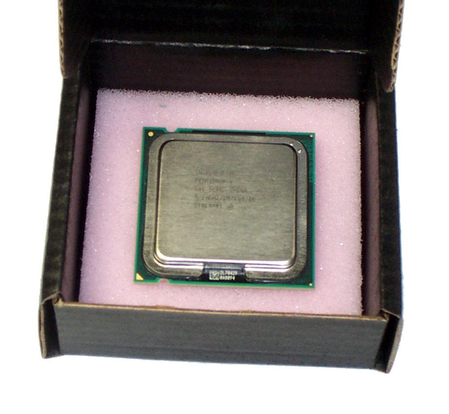 Intel SL9KF Pentium 4 3.2GHz 800MHz 2MB Socket 775 Processor