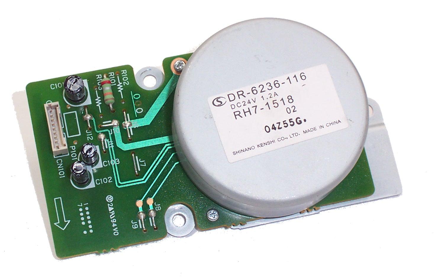 HP RH7-1518 Color LaserJet 9500 Registration Drive Motor