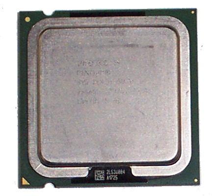 Intel SL8ZH Pentium D 805 2.66GHz 2MB 533MHz LGA775 Socket T Processor