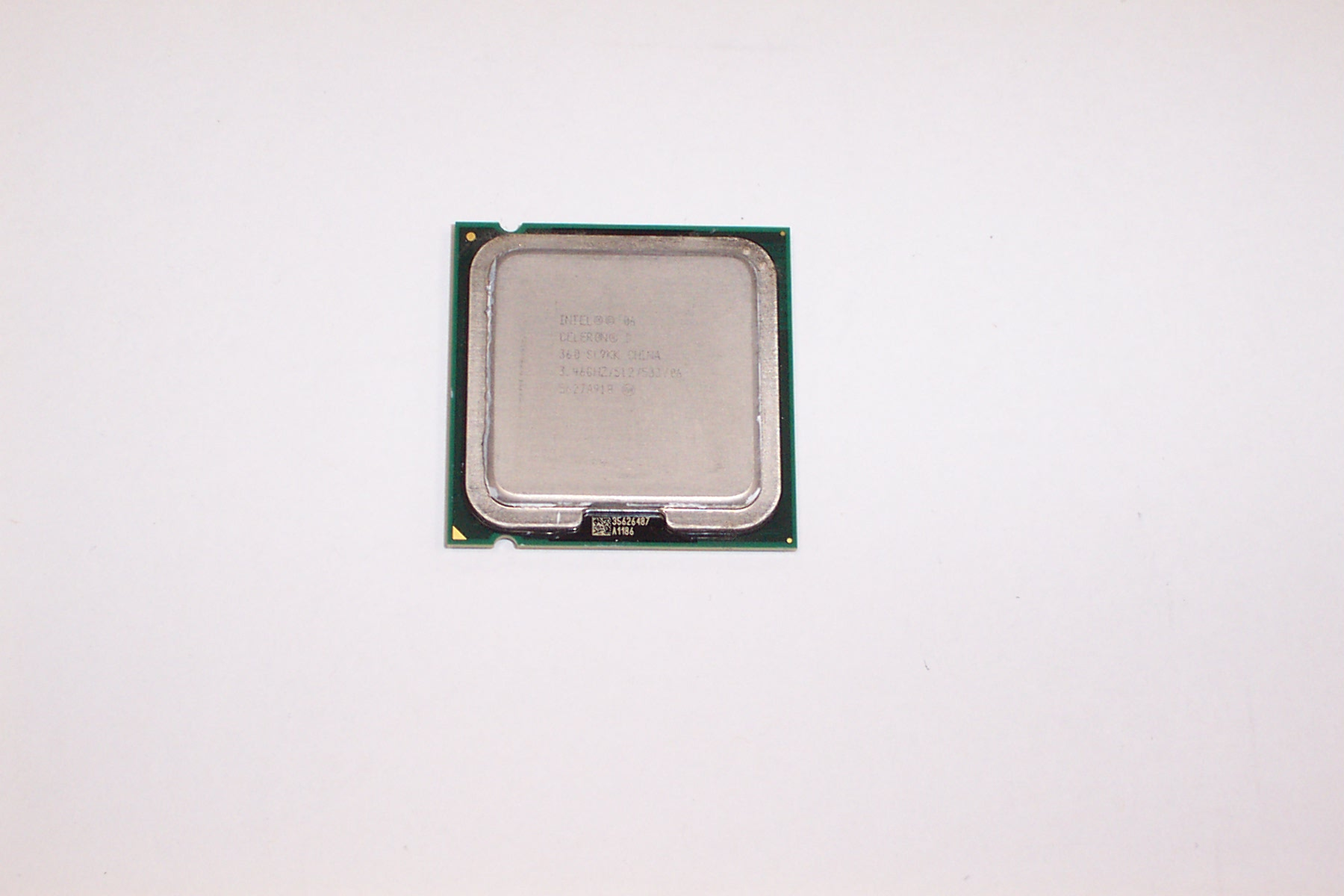 Intel SL9KK Celeron D 360 3.46GHz Socket T LGA775 Processor