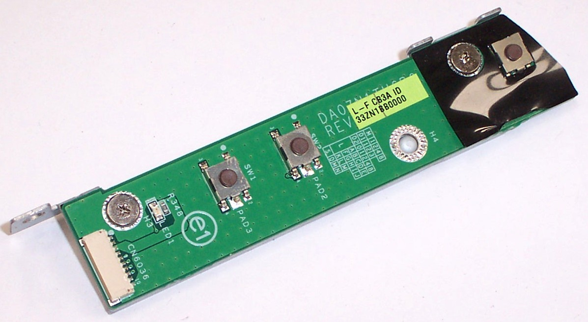 HP Pavillion All-In-One MS228uk Button Board