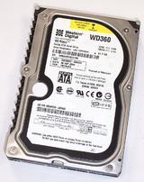 "Western Digital WD360GD-00FNA0 Raptor 36GB SATA 3.5"" Hard Drive - DCM:HBCAJAB"
