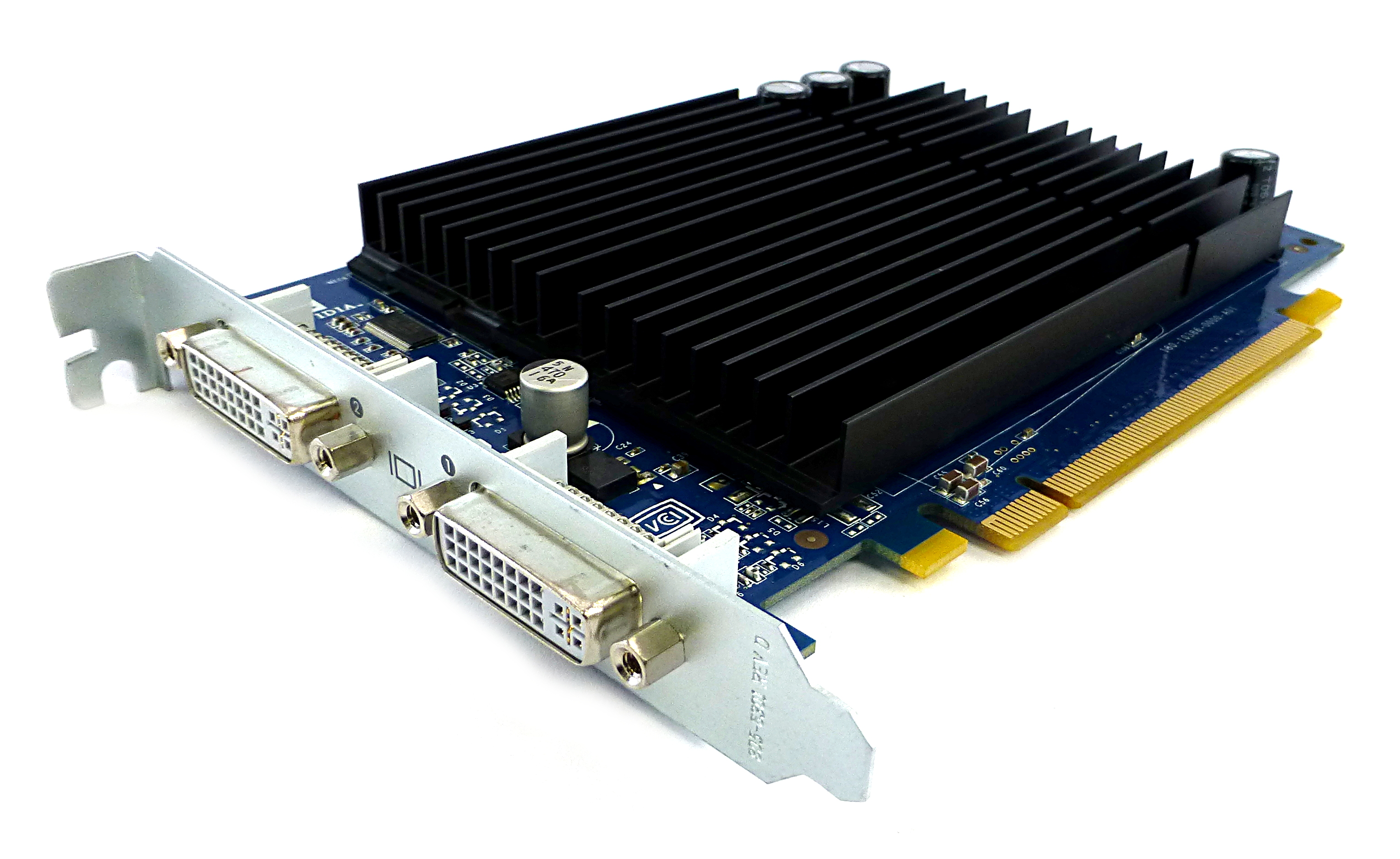 630-6978 Apple Power Mac G5 Nvidia:A386 256MB PCI-E Dual DVI Graphics Card