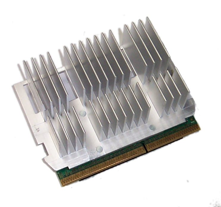 Intel SL35E Pentium 3 500MHz Slot 1 Processor with Compaq 401405-003 Heatsink