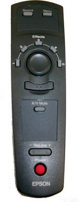 Epson 1031082 Remote Controller