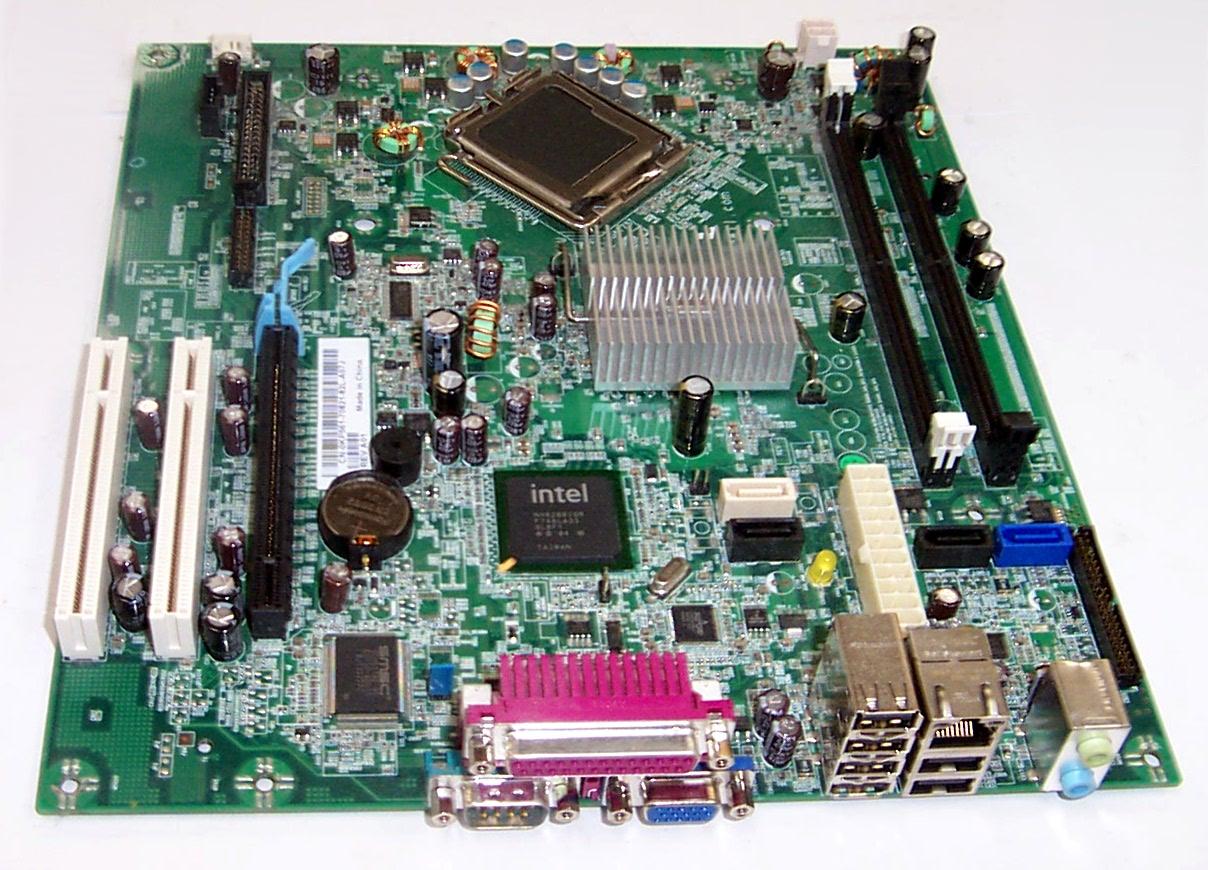 Dell KP561 OptiPlex 330 Model: DCSM LGA 775 Motherboard