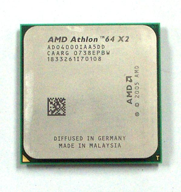 amd ad04000iaa5dd athlon 64 x2 4000 2 1ghz processor processors