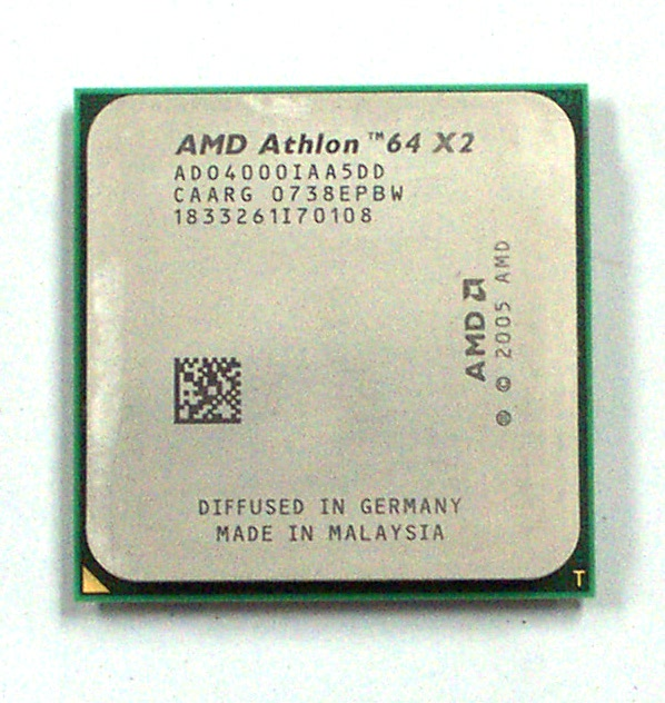 AMD AD04000IAA5DD Athlon 64 x2 4000+ 2.1GHz Processor