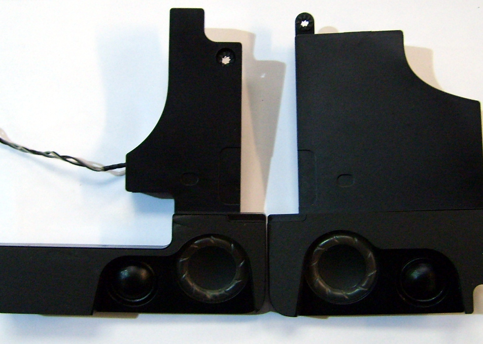 "922-9153 922-9154 Apple iMac 27"" A1132 Left & Right Speaker Assembly"