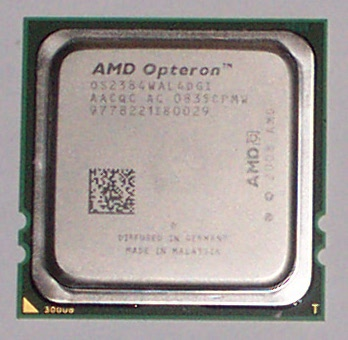 AMD OS2384WAL4DGI Opteron 2384 Quad Core 2.7GHz Processor