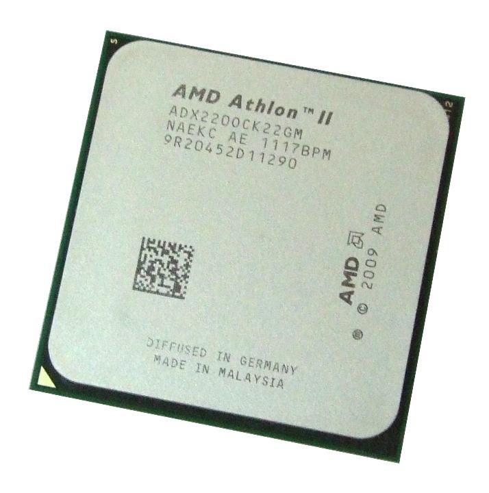 ADX220OCK22GM AMD Athlon II X2 220 2.8GHz Socket AM2+/AM3 Processor