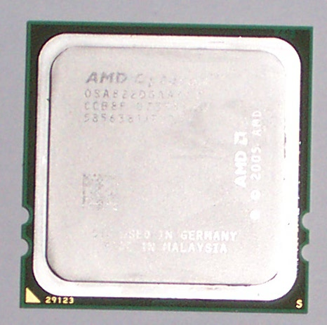 AMD OSA8220GAA6CY Opteron 8220 2.8GHz 2M Processor