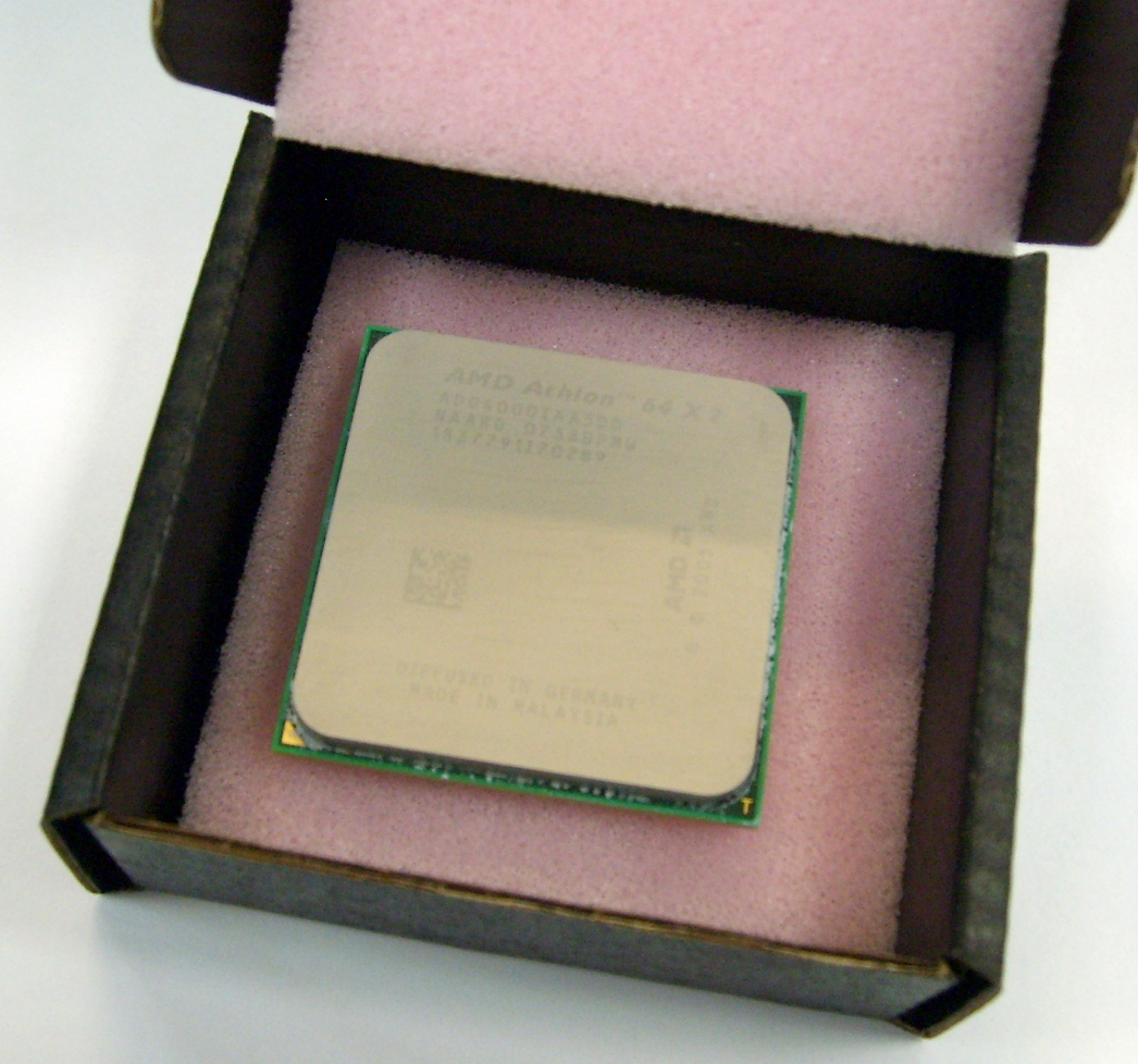AD04000IAA5DD AMD Athlon 64 X2 2.0Ghz AM2 Processor