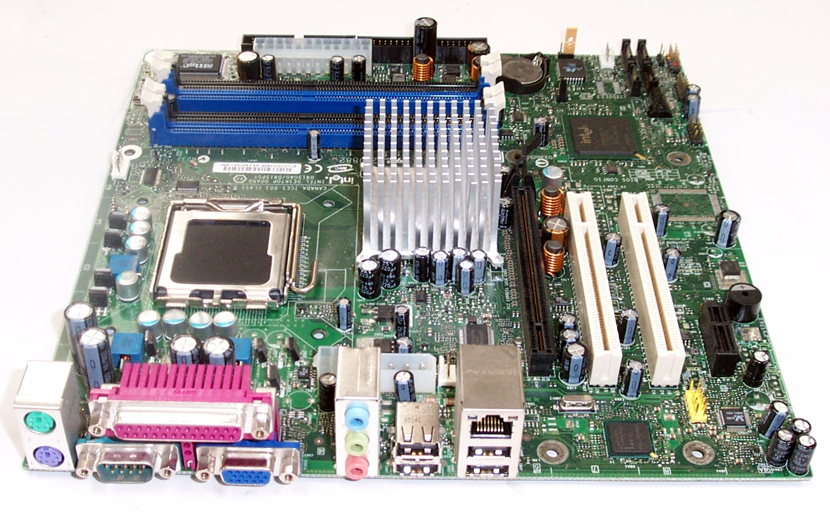 INTEL MOTHERBOARD D915GAG DRIVER FOR WINDOWS