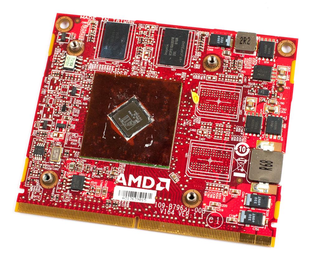VG.M9206.008 ATI Radeon HD 4570 M92 512MB MXM3 Graphics Card - 109-B79631-00B