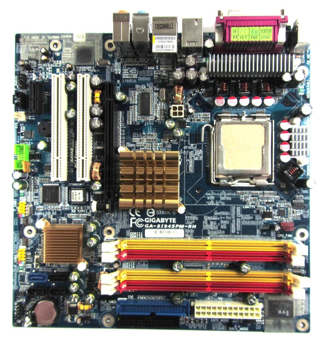 GA-81945PM-RH DRIVER PC
