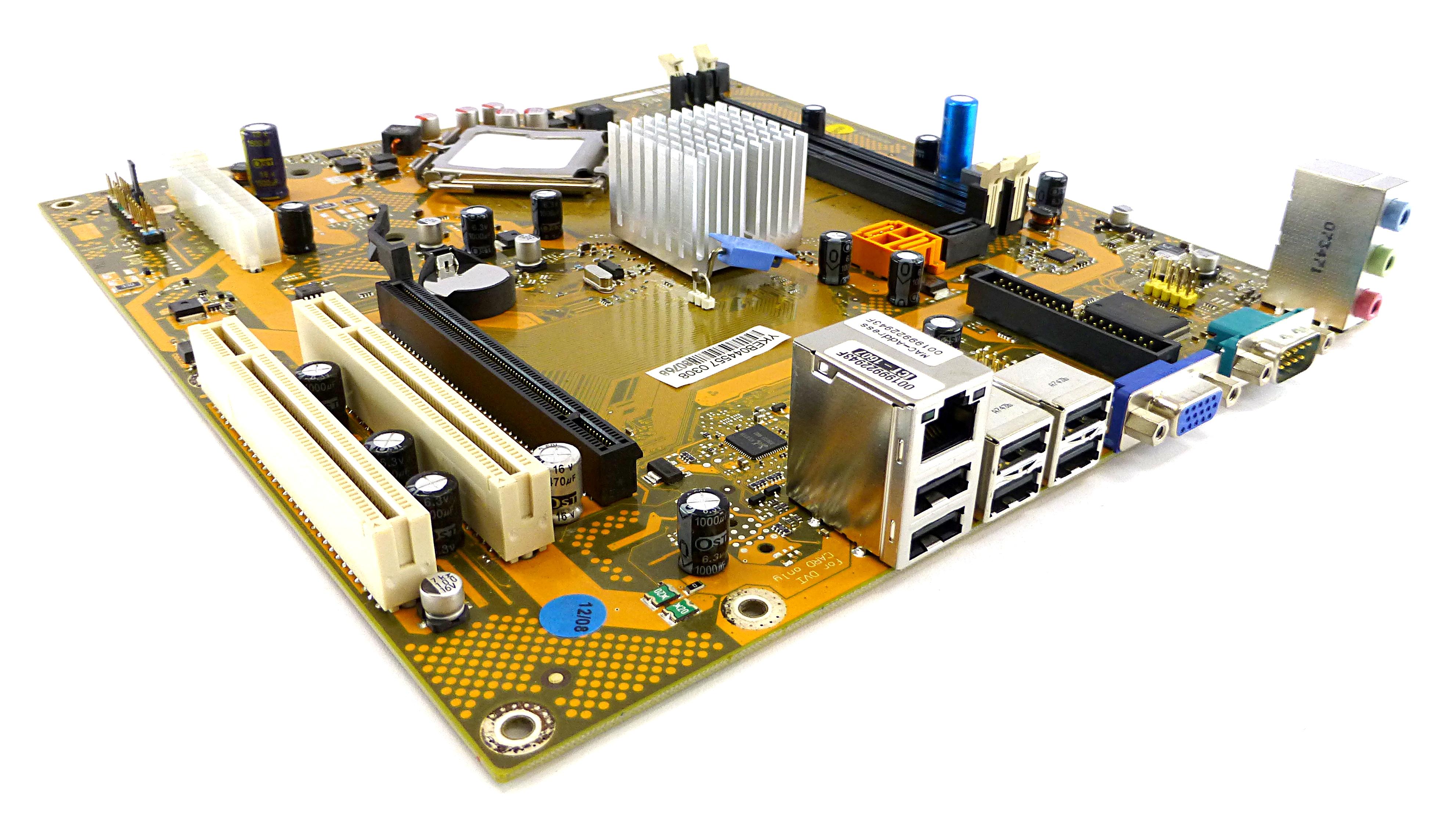 Fujitsu W26361-W1752-X-02 Esprimo P2520 MI3W-S2740 Socket 755 Motherboard