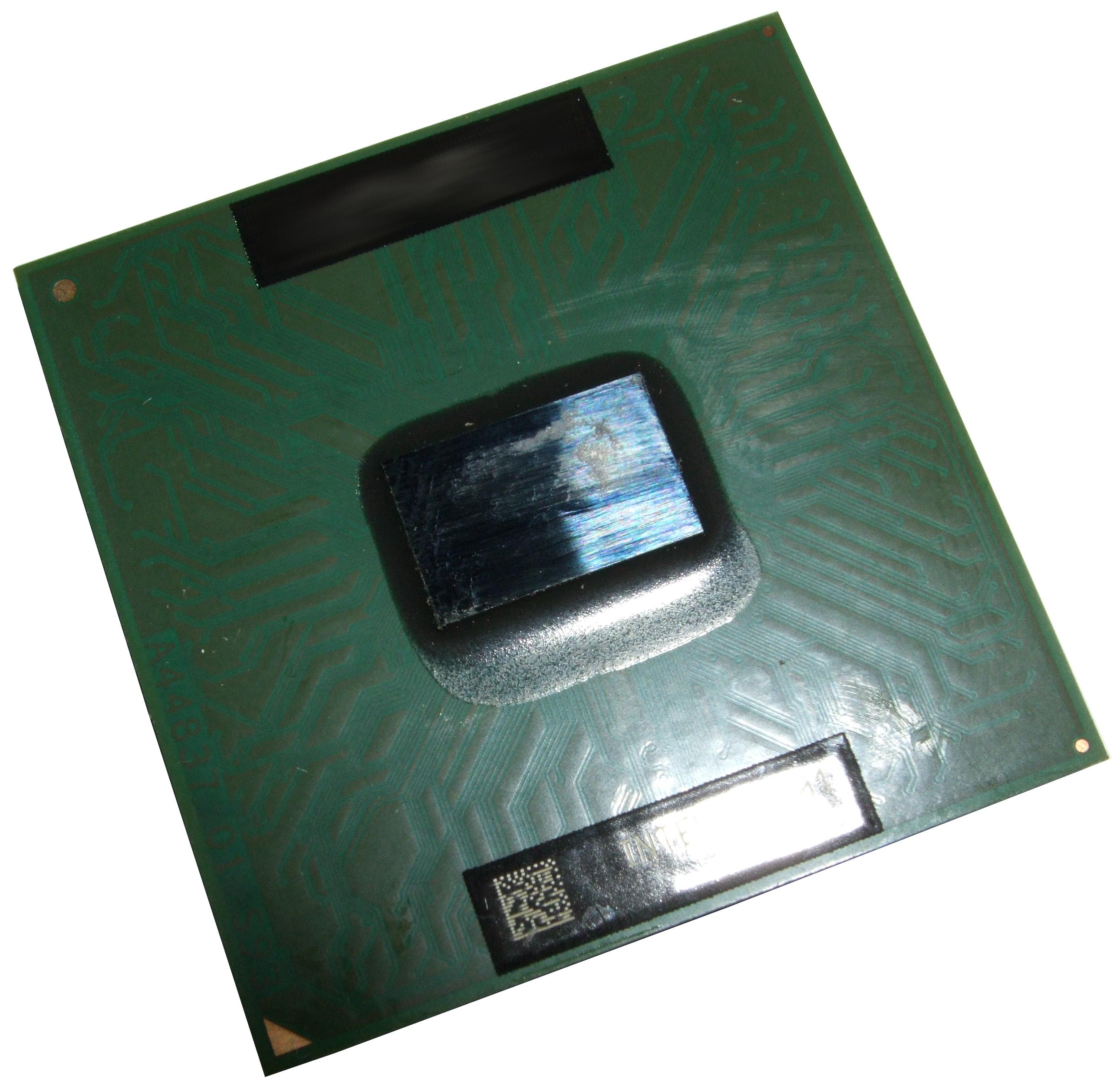 SLA2G Intel Celeron M Mobile 530 1.73GHz/1M/553 Socket P