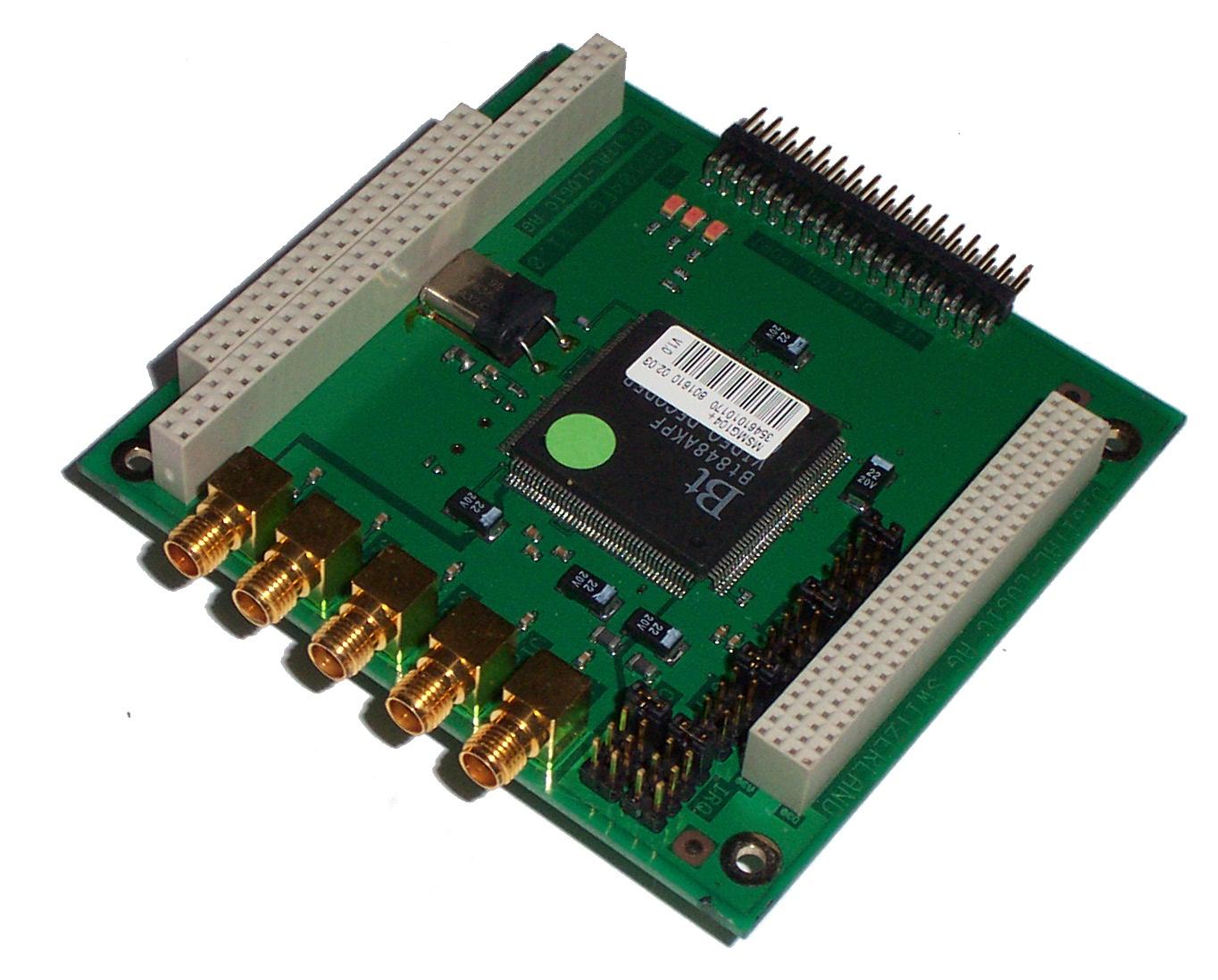 Digital-logic msmg104 + PC / 104 BT848 frame grabber board | eBay