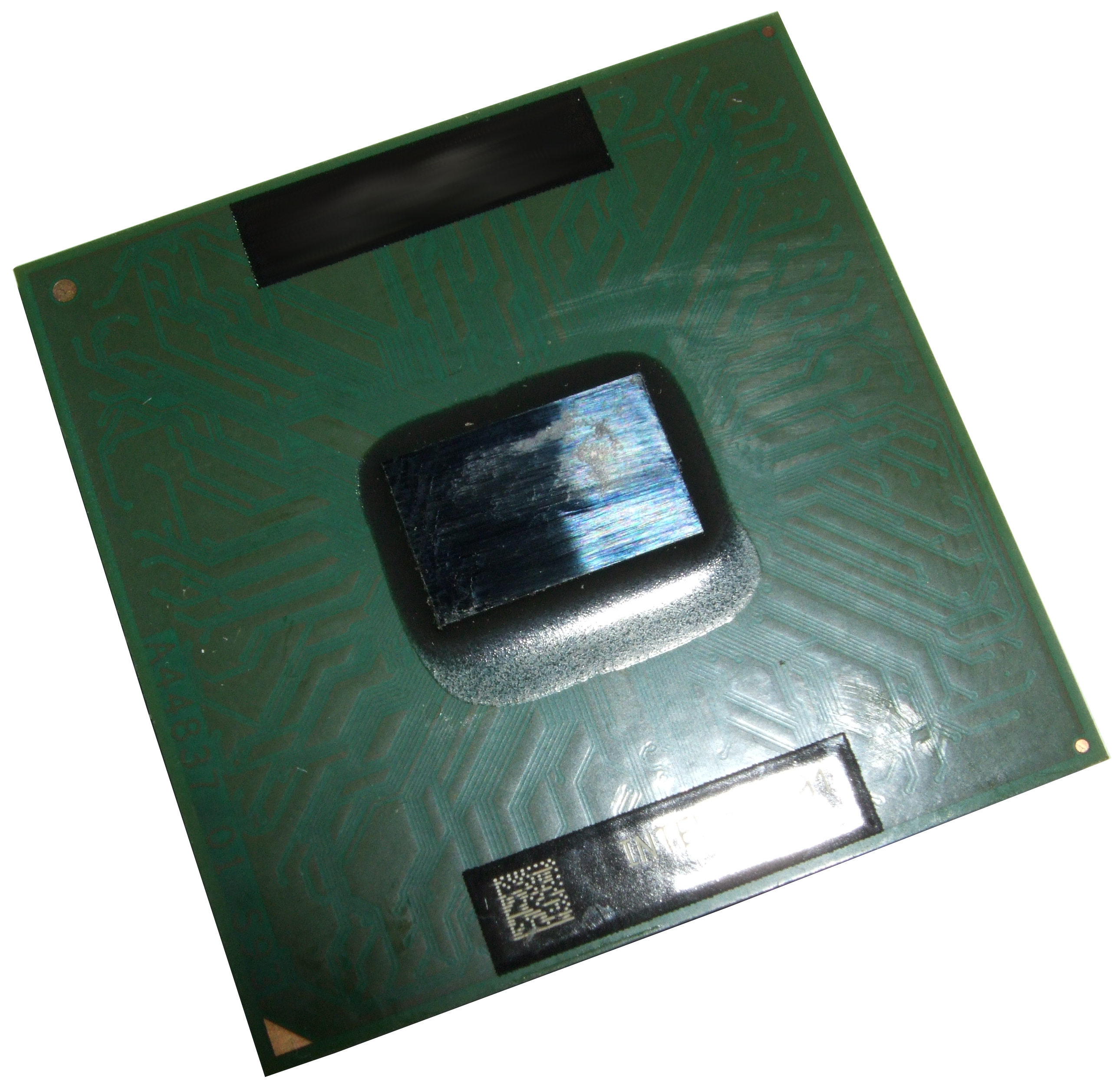 SLGJL Intel Pentium Dual Core Mobile T4400 Socket P 2.2GHz/1M/800