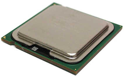 SL7J8 Intel Pentium 4 3.4GHz/1M/800 LGA775