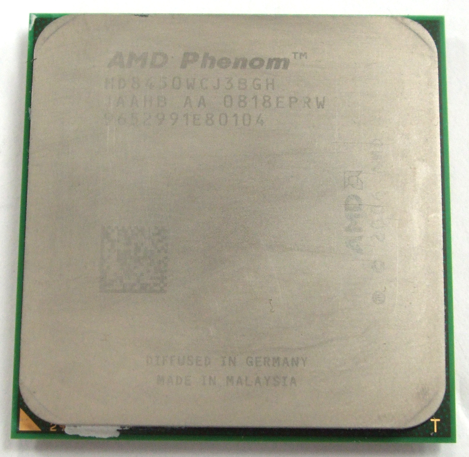 HD8450WCJ3BGH AMD Phenom X3 8450 Socket AM2+ Tri-Core Processor