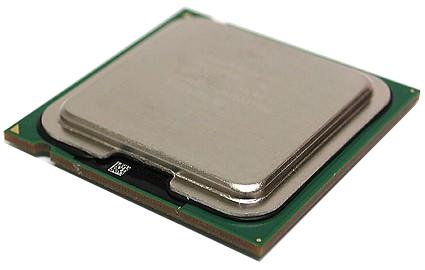 SLAQW Intel Celeron Dual Core 1.6GHz/512KB/800 LGA775