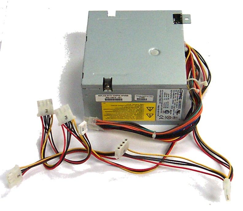 Compaq 152769-004 DSP-250KB ProLiant 330e 250W 20-Pin ATX Power Supply