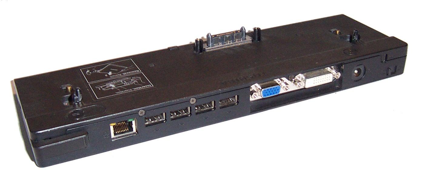 Toshiba PA3603E-1PRP Slim Port Replicator- No Power Supply