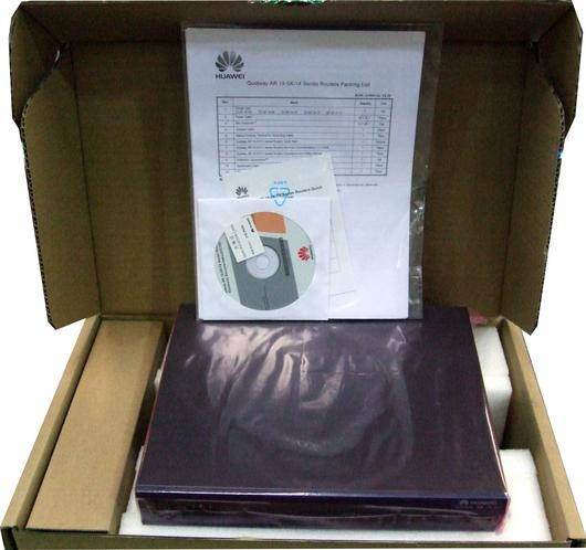 New Boxed Huawei Quidway 19-15 Router (UK Version) - 0235A34J