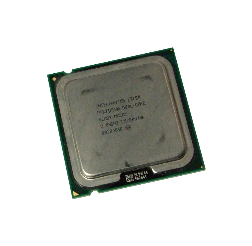 Intel SLA8Y Pentium Dual-Core E2180 2.00GHz Socket T LGA775 Processor 1M/800FSB