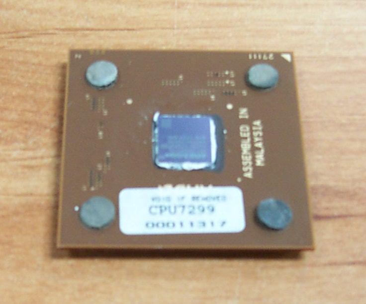 AMD AX1700DMT3C Athlon XP 1700+ 1.46GHz 266MHz Socket A/462 Processor 27111